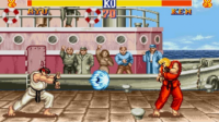 Classic Fight Games